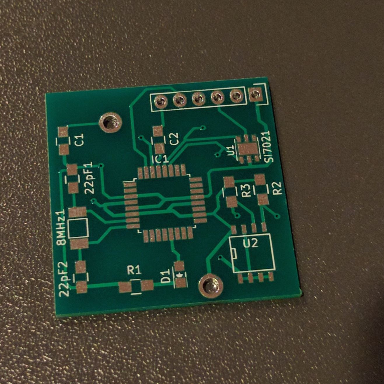 The Manufacturer's PCB